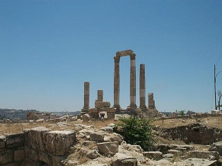 Amman - Historical Site