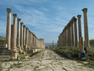 Jerash - Historical Site
