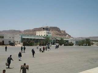 Wadi Hadramaut - Seiyun Airport