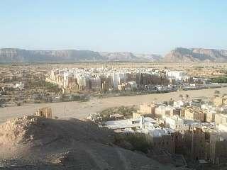 Wadi Hadramaut - Shibam - View