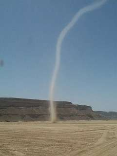 Wadi Hadramaut - Whirl Wind