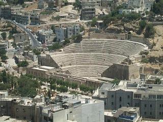 Amman - Historical Site