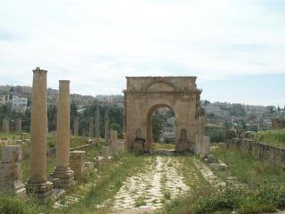Jerash - Historical Site
