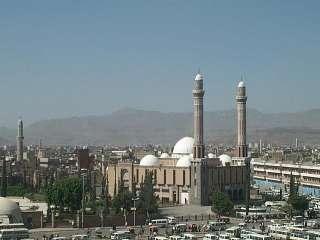 Sana'a - Mosque
