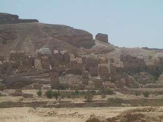 Wadi Duan - Al Hagarain - View