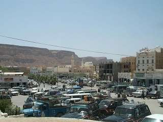 Wadi Hadramaut - Seiyun Center