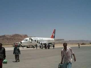 Wadi Hadramaut - Seiyun Airport - Yemenia