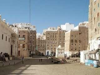 Wadi Hadramaut - Shibam - Houses
