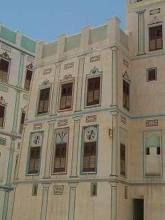 Wadi Duan - Sif - Houses