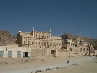 Wadi Hadramaut - Tarim - Palace