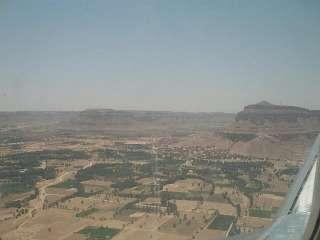 Wadi Hadramaut - View