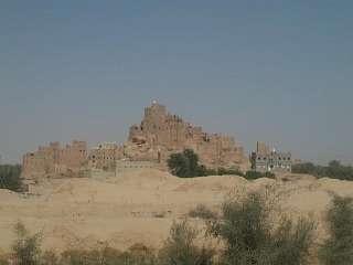 Wadi Hadramaut - Village